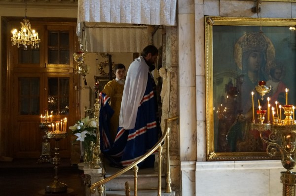 Metropolitan Hilarion of Volkolamsk: Reading of the Psalms for a Christian is a talk with God