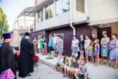 More Than Twenty Ukrainian Refugees Find Refuge in a Church of the Volgodonsk Diocese