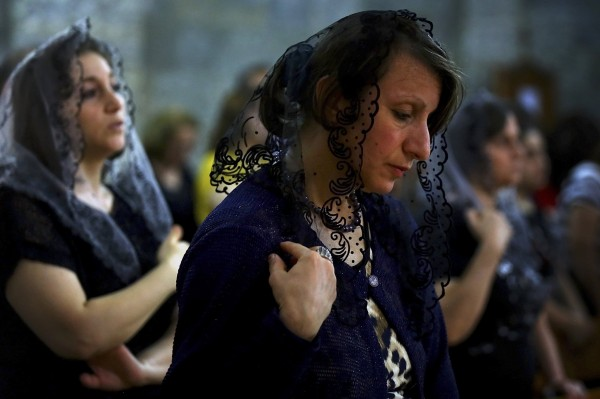 ISIS Forces Last Iraqi Christians to Flee Mosul