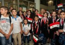 Orphans from Syria come to Russia for holidays at the invitation of St. Andrew the First-Called Foundation