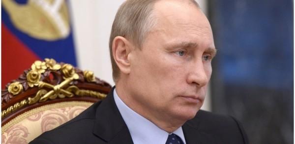 Putin Expresses Condolences Over Death of Ukraine Orthodox Church Leader