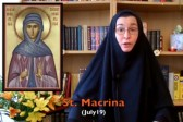 Coffee with Sr. Vassa: St.Macrina and the Rewards of Solitude