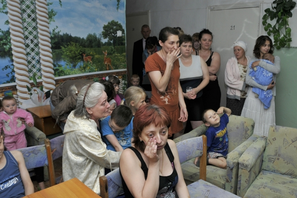 In All Russian Churches a Fundraiser Will be Held to Assist Ukrainian Refugees