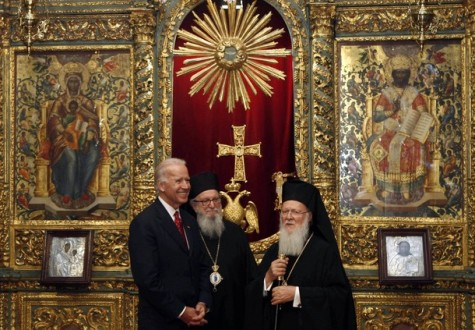 US Vice President to Meet Archbishop Demetrios