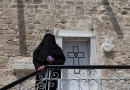 Gazans find sanctuary in ancient church