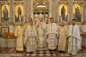 Metropolitan Joseph (Al Zehlaoui) Makes His First Visit to His New Cathedral