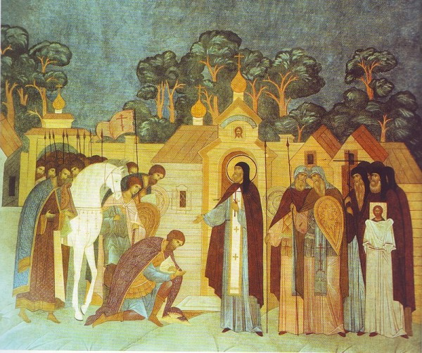 Church-Wide Celebrations of the 700th Anniversary of the Birth of St Sergius of Radonezh Will Take Place in the Mid-American Diocese