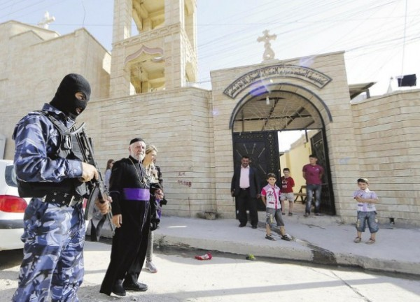 Coptic Orthodox Church Condemns Targeting of Iraqi Christians