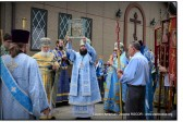 Howell, NJ: Bishop Nicholas of Manhattan leads Patronal Feast of Our Lady of Tikhvin Church
