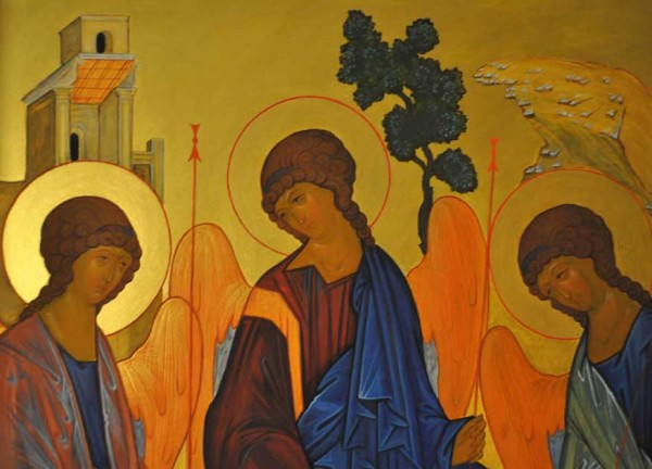 Is the Most Holy Trinity Involved in Our Lives?
