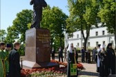 A Sculpture of the Apostle Andrew is Erected in Valaam