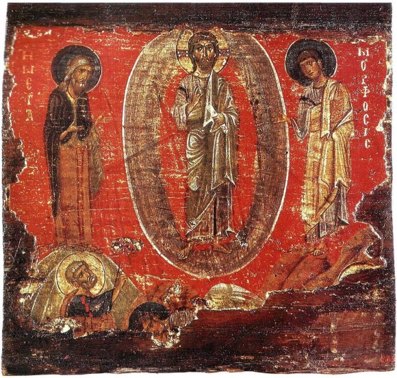 Icon. First half of the twelfth century.