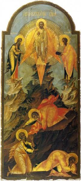 Palekh icon. Beginning of the nineteenth century. Palekh.