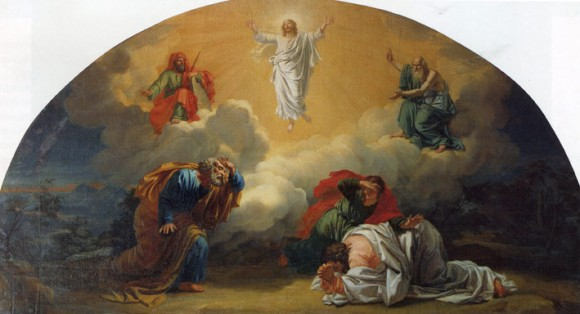 Andrei Ivanov. Transfiguration. Between 1807 and 1809. St. Petersburg.