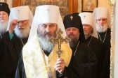 Metropolitan Onufriy elected primate of Ukrainian Orthodox Church
