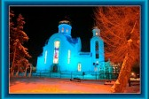 Church of the Icon of the Mother of God of Compunction Attacked in Lugansk