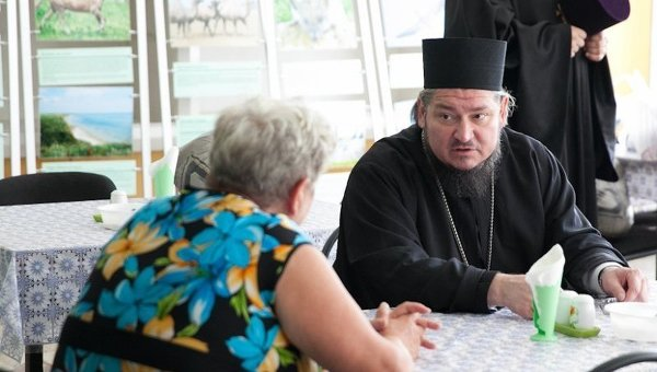 Russian Orthodox Church Sets Up Headquarters to Aid Ukrainian Refugees