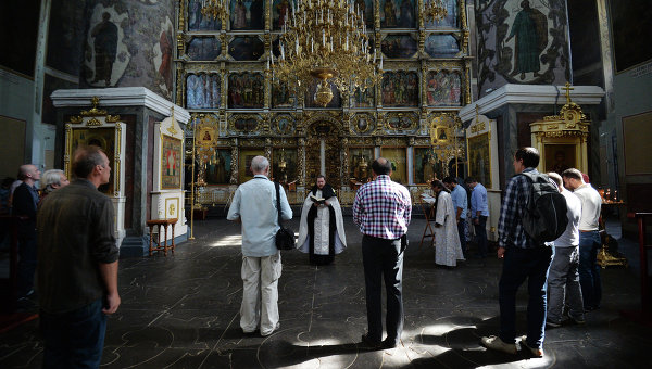 Donskoy Monastery Prays for Safe Return of Missing Russian Journalist