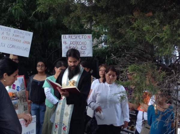 Chicago: Parishioners march for peace in the Little Village