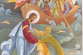 How Not to Sink Like a Stone in the Raging Sea of Life: A Homily for the 9th Sunday After Pentecost in the Orthodox Church