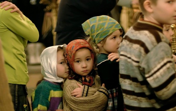 Children in the Church