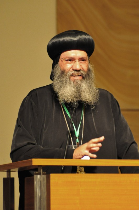 Bishop Suriel of the Coptic Orthodox Church: The Christian Copts are being forcefully driven out of Egypt