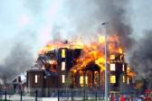 Church in Gorlovka burns down as result of shelling