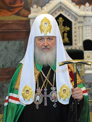 Patriarch Kirill sends letter to UN, Council of Europe, and OSCE concerning persecution of Ukrainian Orthodox Church amid conflict in the south-east of Ukraine