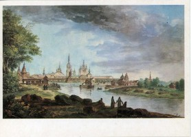 The monastery in the 1780s