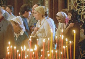 Chatting During the Divine Liturgy