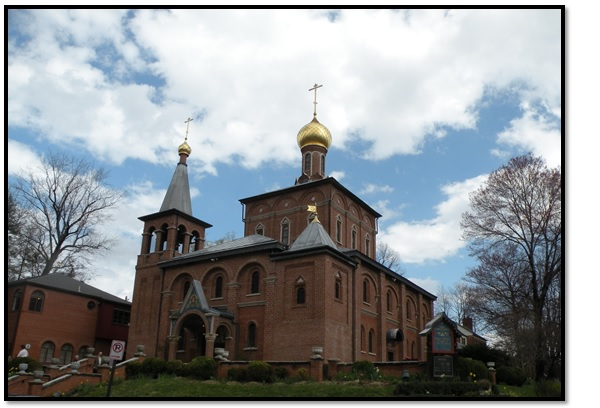 Washington, DC: Parishioners of St. John the Baptist Cathedral Fundraise for Ukrainian Refugees