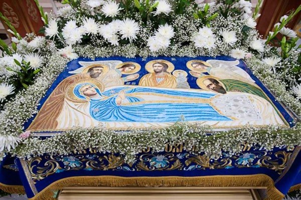 Having Christ as the One Dominant Purpose in Life: On the Feast of the Dormition of the Theotokos