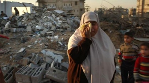 Dr. Maria Khoury from Palestine: The Gaza strip is a total humanitarian disaster