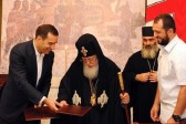 Georgia's Orthodox Church signs agreement with Defense Ministry