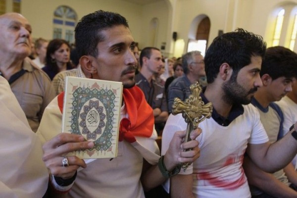 Delegation of Patriarchs Heads to Iraq in Support of Christians