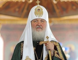 His Holiness Patriarch Kirill sends messages…