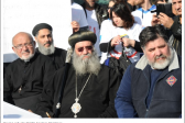Greeks rally for Middle Eastern Christians