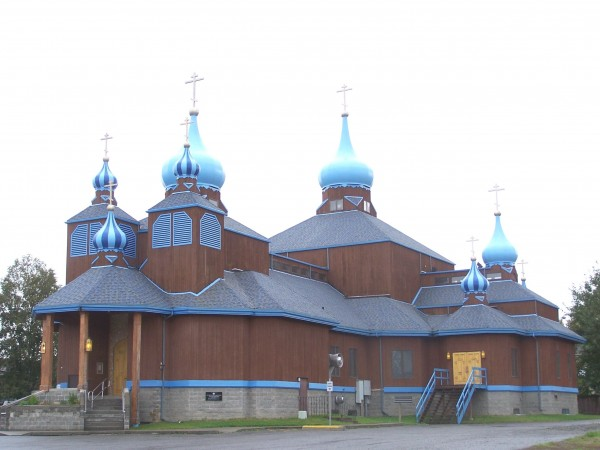 Three Flavors of Orthodox Christianity in Anchorage