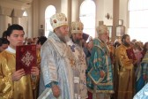 Metropolitan Hilarion of Eastern America and New York Congratulates the New Primate of the Ukrainian Orthodox Church