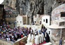 Ecumenical Patriarch's Fifth Visit to Sumela Monastery