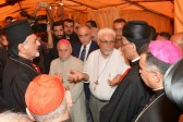 Middle East patriarchs meet diplomats, call for wiping out terrorists