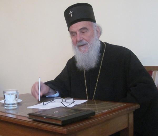 Patriarch Irinej of Serbia