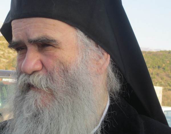 Metropolitan Amfilojije of Montenegro and the Littoral