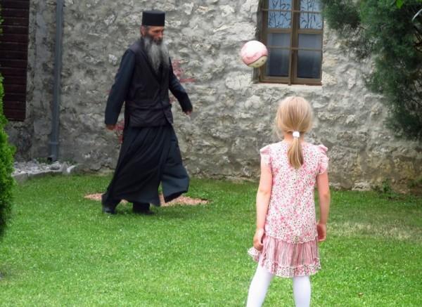Cheliya Piperski Monastery