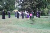 "Archbishop Melchisedek ""goes green"" with St. Vladimir's Seminary"
