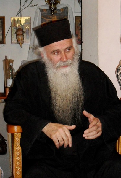 Father Stefan, Superior of the Velika Remeta Monastery