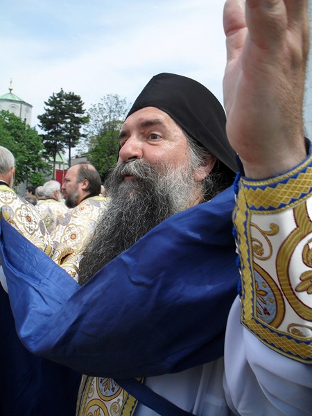 Archimandrite Luka