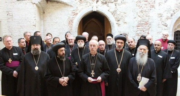 Christian Leaders in Great Britain discussed the plight of Christians in the Middle East