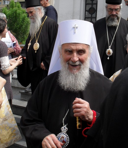 Bishop Joanikije of Budimlja and Niksic
