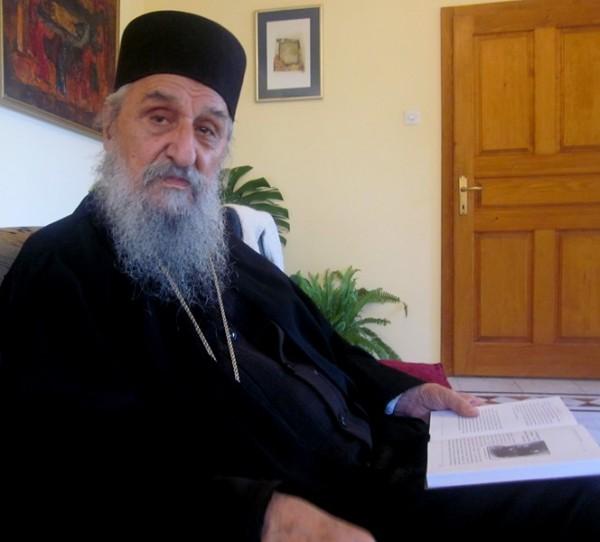 Archimandrite Jovan (Radosavljevic, Novice of Vladyka Nikolaj)